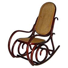 Rocking Chair Antique Styles Rocking Chair Design Thonet Rocking Chair Dark Brown Painted