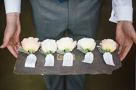 wedding flowers buttonholes ettington park wedding flowers coral mint green