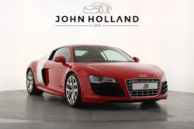 Audi R8 Red - used audi r8 red for sale motors co uk