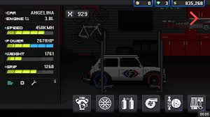 pixel car racer 6 1s on automatic gearbox youtube