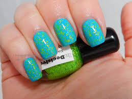 lacquer or leave her review indecisive nail lacquer speckled