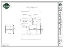 Floor Plans Designs by Texas Tiny Homes Plan 750