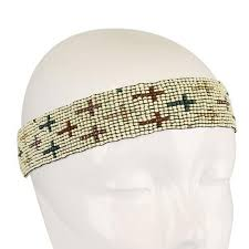 beaded headband beaded headband redbarnwesternwear