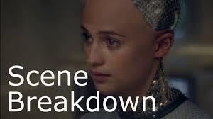 ex machina scene breakdown and analysis