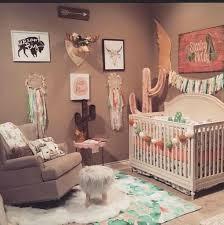 Western Baby Nursery Decor Cactus Nursery Baby S Room Pinterest Cacti Nursery