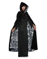 Vampire Cape Deluxe Velvet And Satin Cape Gothic U0026 Vampire Cloak Horror