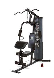 marcy 150 lb stack home gym fitness u0026 sports fitness