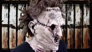 deluxe halloween masks the texas chainsaw massacre leatherface deluxe latex mask