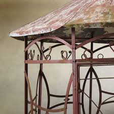 Wrought Iron Pergola by Wrought Iron Art Deco Pergola France 1920s For Sale At 1stdibs