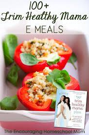 100 trim healthy mama e meals u2013 medium carbs and low fat find