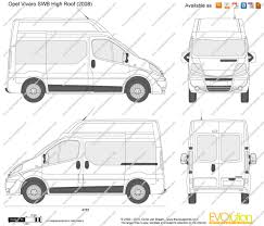 nissan nv200 template 2005 opel vivaro u2013 pictures information and specs auto database com
