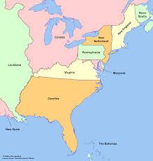 eastern map map of eastern america