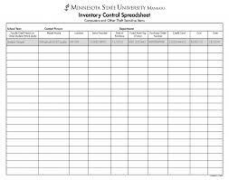 Quick Spreadsheet Example Of Inventory Control Spreadsheet Template Free Template