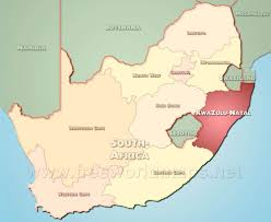 Map Of South Africa by Kwazulu Natal Map South Africa