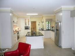 kitchen with an island provincial kitchens brisbane cabinet makers renovations