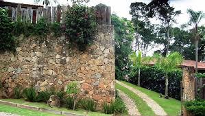 Famosos Foto: Muro de Arrimo em Pedra de Bizzarri #264845 - Habitissimo #KR83