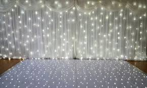 Wedding Backdrop Manufacturers Uk Custom Led Products Wedding Party Hire In North East Teesside Uk
