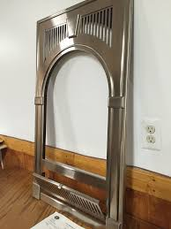 travis lopi pewter 21 dv wilmington face gas fireplace part