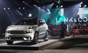 geely to unveil first lynk model at shanghai auto show