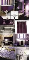 Grey And Purple Bedroom by Best 25 Dark Purple Bathroom Ideas On Pinterest Purple Bathroom