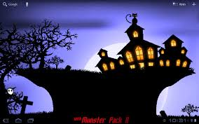 halloween background png halloween live wallpaper free android apps on google play