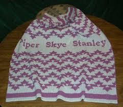 personalized knits for baby clothes american designs and logos