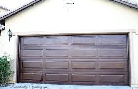 Design Ideas For Garage Door Makeover Garage Door Ideas Pictures Garage Door Decorative Accessories