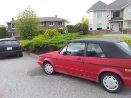 volkswagen rabbit 1990 vwvortex com my 1990 vw cabriolet