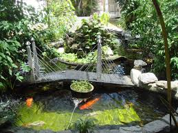 how to make modern beautiful garden pond ideas inside how to make