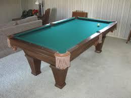brunswick pool table assembly furniture slate pool table slate pool table top weight non slate