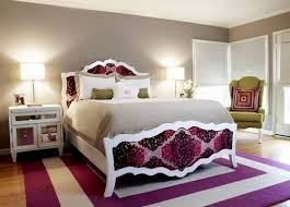 bedroom color ideas for women for popular pink bedroom design and