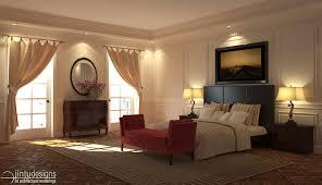3d Bedroom Design Interior Renderings 3d Interior Rendering