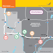Map Of St Paul Mn Life Expectancy Map Minneapolis U0026 St Paul Area Infographic Rwjf