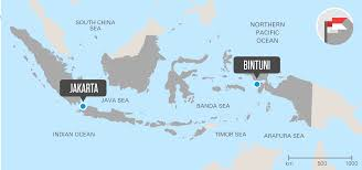 Indonesia On A World Map by Fighting To Beat Malaria In Indonesia U0027s Bintuni Bay Locations