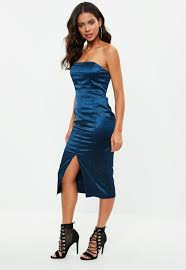 satin dresses shop silky dresses missguided