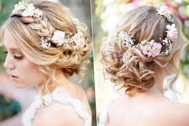 fleurs cheveux mariage coiffure mariage avec fleur coiffeur extension coiffure institut