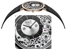 piaget automatic pre sihh 2018 piaget altiplano 910p the world s slimmest