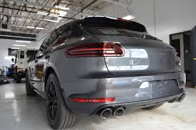 macan porsche gts porsche macan gts new car prep with gyeon coating u2013 attention 2 detail