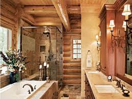 eye catching country and western bathroom decor unique hardscape