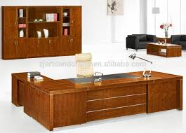 modern luxury office desk l shaped executive desk office table