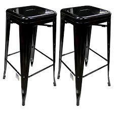 Breakfast Bar Stools Marko Furniture Metal Breakfast Bar Stool Seat Chair Industrial