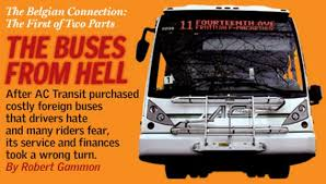 the buses from hell east bay express