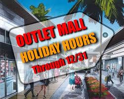 tanger outlet hours daytona outlet mall