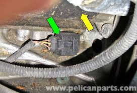 bmw e60 5 series crankshaft sensor replacement 6 cylinder