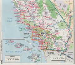 Southern Ca Map Map Of California You Can See A Map Of Many Places On The List