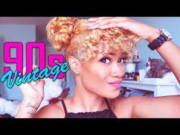 hair tutorial tumblr tomboy curly hair tutorial 90 s inspired hair youtube