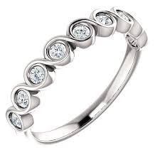 eternity rings images Custom made diamond eternity ring by moores moores jewellers jpg