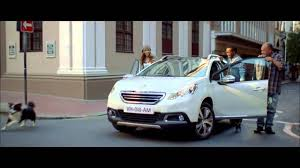 car peugeot price actual video 2014 peugeot 2008 production commercial ad advert