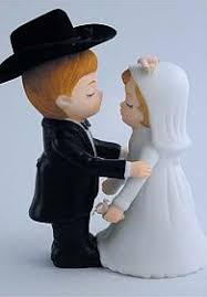 western harvest wedding cake topper