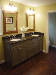 Wood Floors In Bathroom by Classic Wood Effect Tiles Walls And Floors In Wood 1600x1064